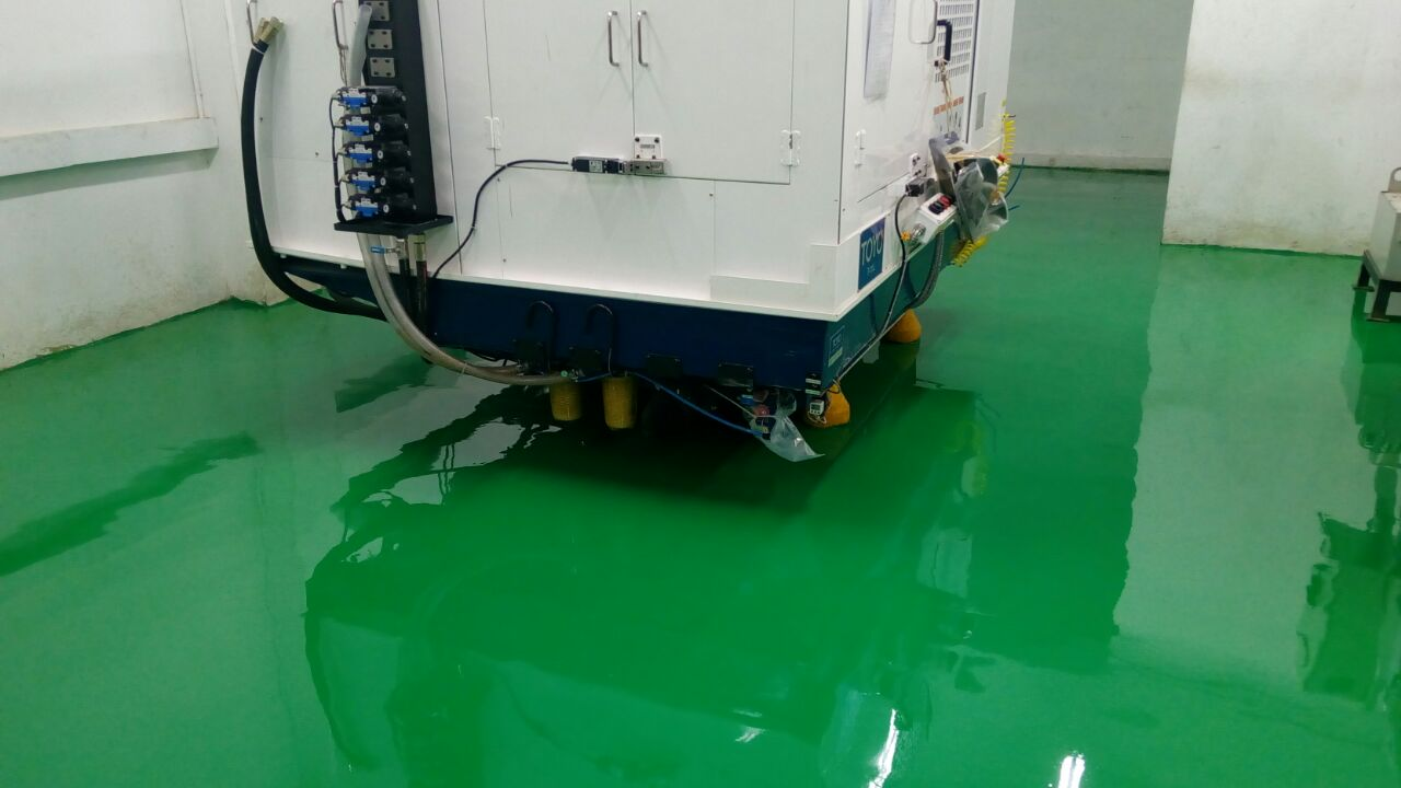 Epoxy-Polyurethane-Flooring